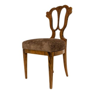 Biedermeier Side Chair Vienna Austria 1820s For Sale