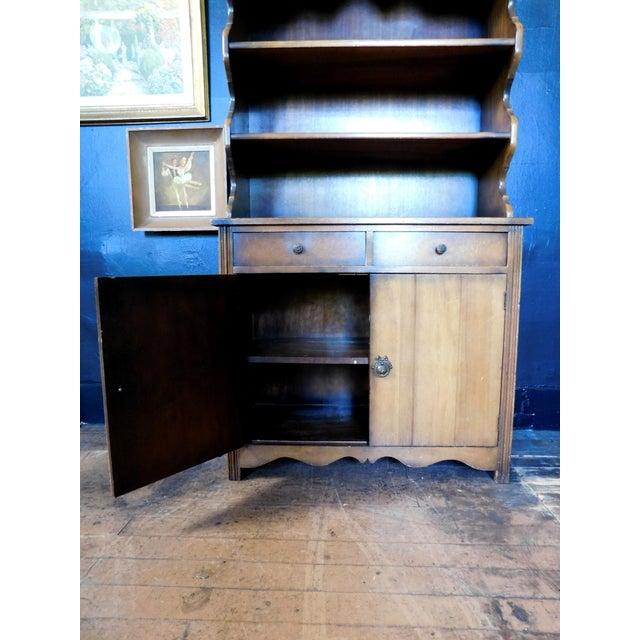 Rustic Casita Wooden Hutch For Sale - Image 9 of 11