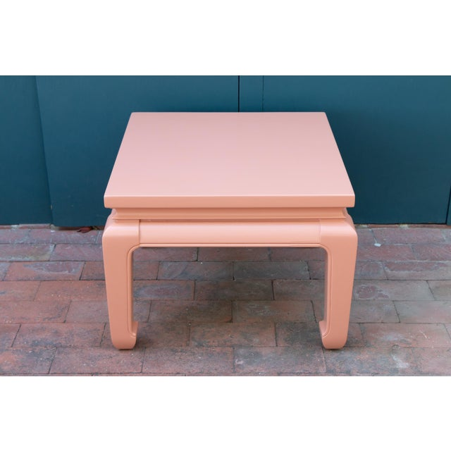 Asian Asian Lacquered Tables For Sale - Image 3 of 6