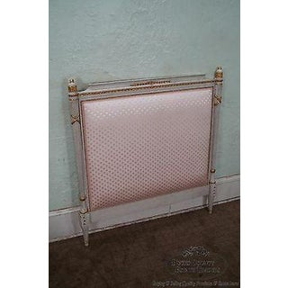 Beacon Hill Vintage French Louis XV Style Single Headboard Preview