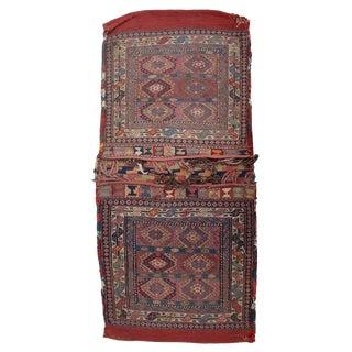 Shahsevan Soumac saddlebags For Sale