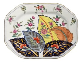 Image of Art Deco Serving Dishes and Pieces