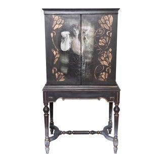 Gypsy Queen Bookcase