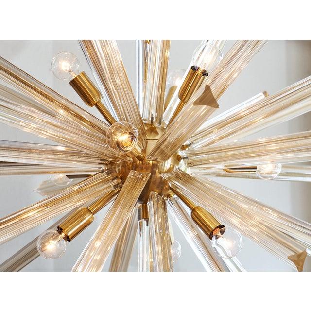2010s Customizable Italian Murano Glass Sputnik Chandelier For Sale - Image 5 of 9