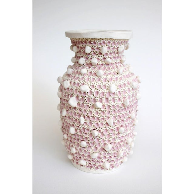 Contemporary Glenn Barkley, Pinky Vase, 2018 For Sale - Image 3 of 3