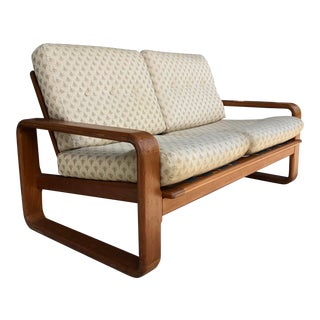 1970's Two Seats Sofa For Sale
