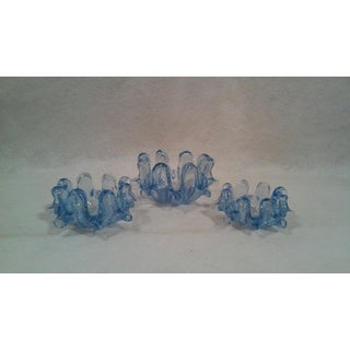 Murano Blue Stacking Trinket Dishes Preview