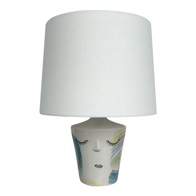 Anthropologie Marilyn Lamp For Sale