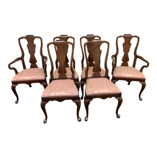Henredon Aston Court Collection Chairs - Set of Six For Sale
