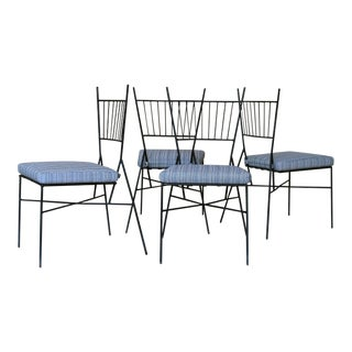 Paul McCobb for Arbuck Pavilion Collection Dining Chairs - Set of 4 For Sale