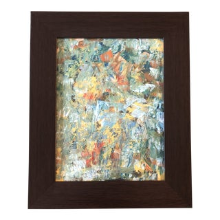 Original Contemporary Stephen Heigh Abstract Painting For Sale