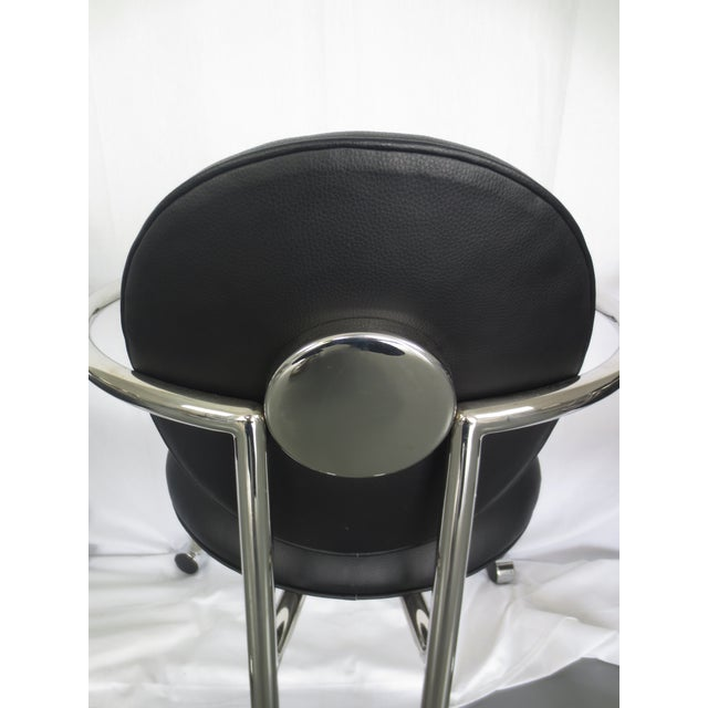 Stanley J Friedman for Brueton Moon Chairs - S/3 - Image 5 of 6