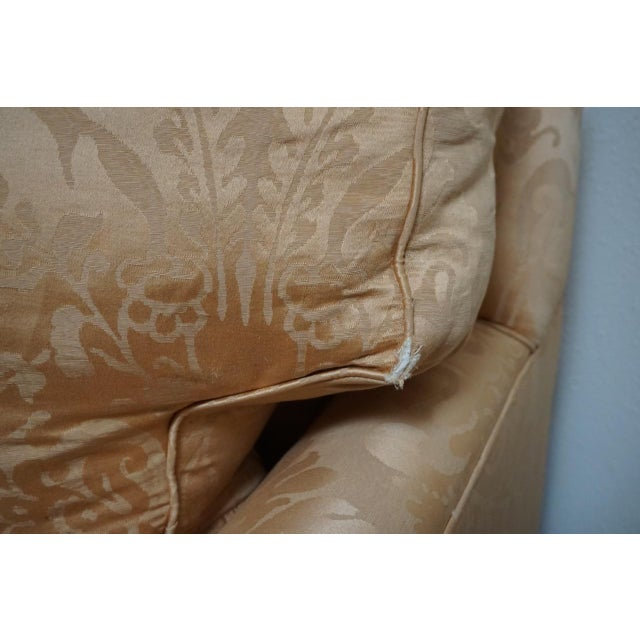 Fortuny Style Club Chairs-A Pair For Sale - Image 9 of 10