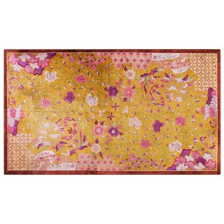 "1930s Chinese Art Deco Rug - 10'2""x17'6"" For Sale"