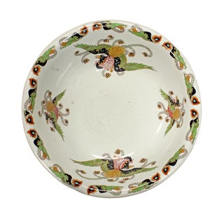 Empire Porcelain Transfer Ware Bowl For Sale