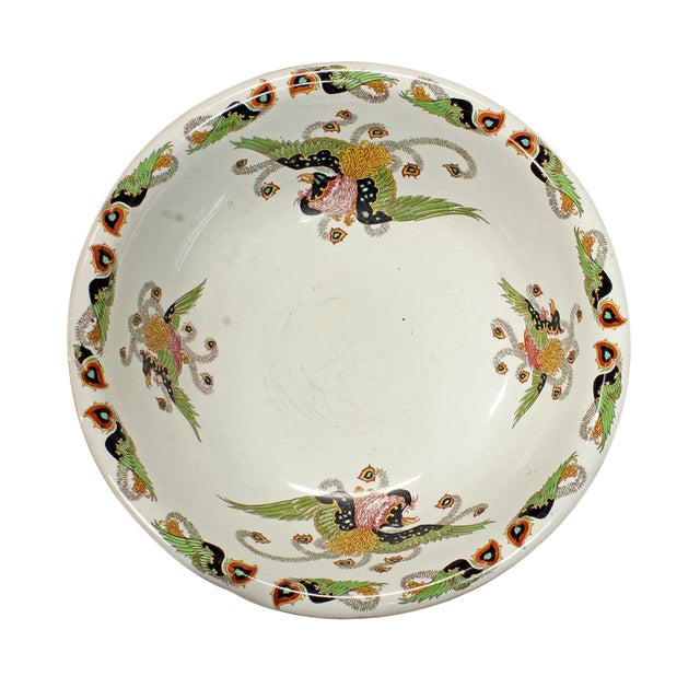 Empire Porcelain Transfer Ware Bowl - Image 1 of 2