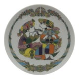 Image of Rosenthal Germany Bjorn Wiinblad Plate For Sale