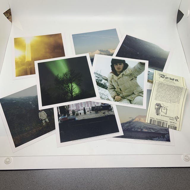 Phil Elverum Dawn Winter Journal Book and CD For Sale In Milwaukee - Image 6 of 10
