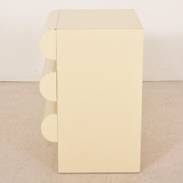 Paint 1980s Vintage Nightstands-a Pair For Sale - Image 7 of 13