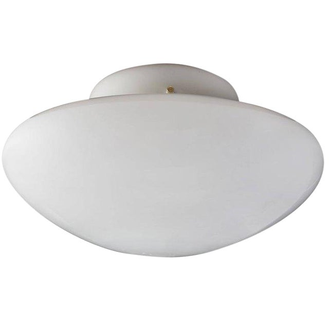 1971 Sergio Mazza 'Magnolia' Ceiling Lamp for Quattrifolio For Sale