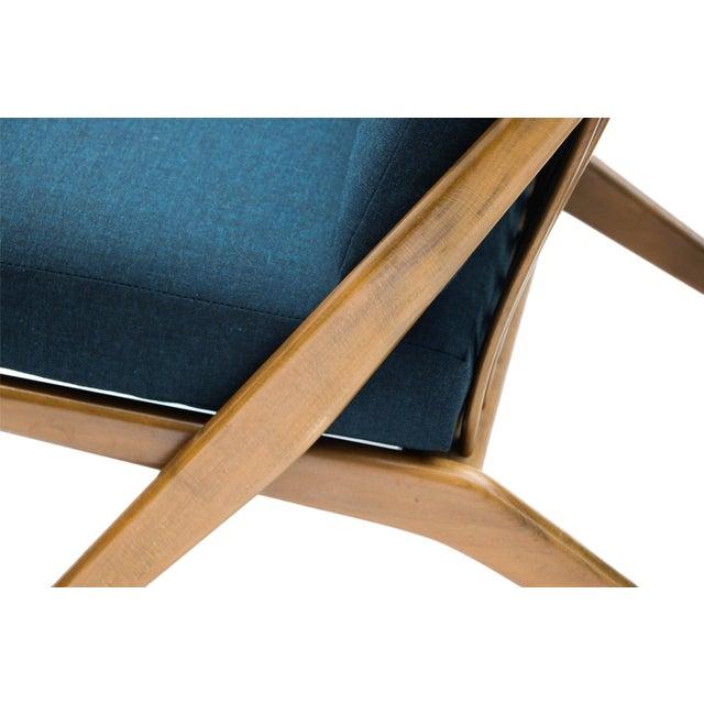 Pair Folke Ohlsson Dux Scissor Lounge Chair - Image 7 of 10