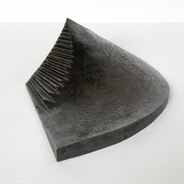Bella Feldman Abstract Sculpture, Architectonic Series For Sale - Image 12 of 13