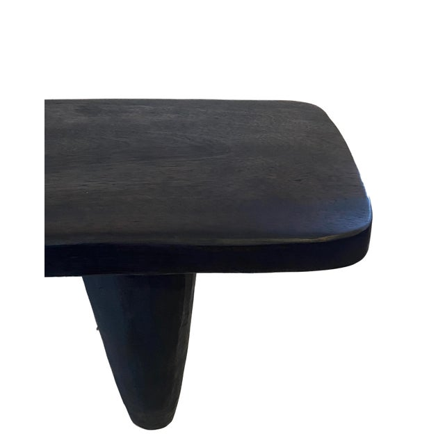 1980s Senufo Stool/Table For Sale - Image 5 of 7