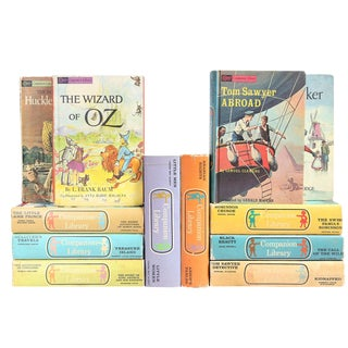 Midcentury Children's Classics, S/12 For Sale