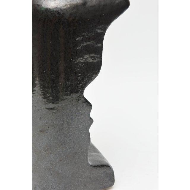 2010s American Modern Ceramic Vase/Sculpture, Daric Harvie For Sale - Image 5 of 8