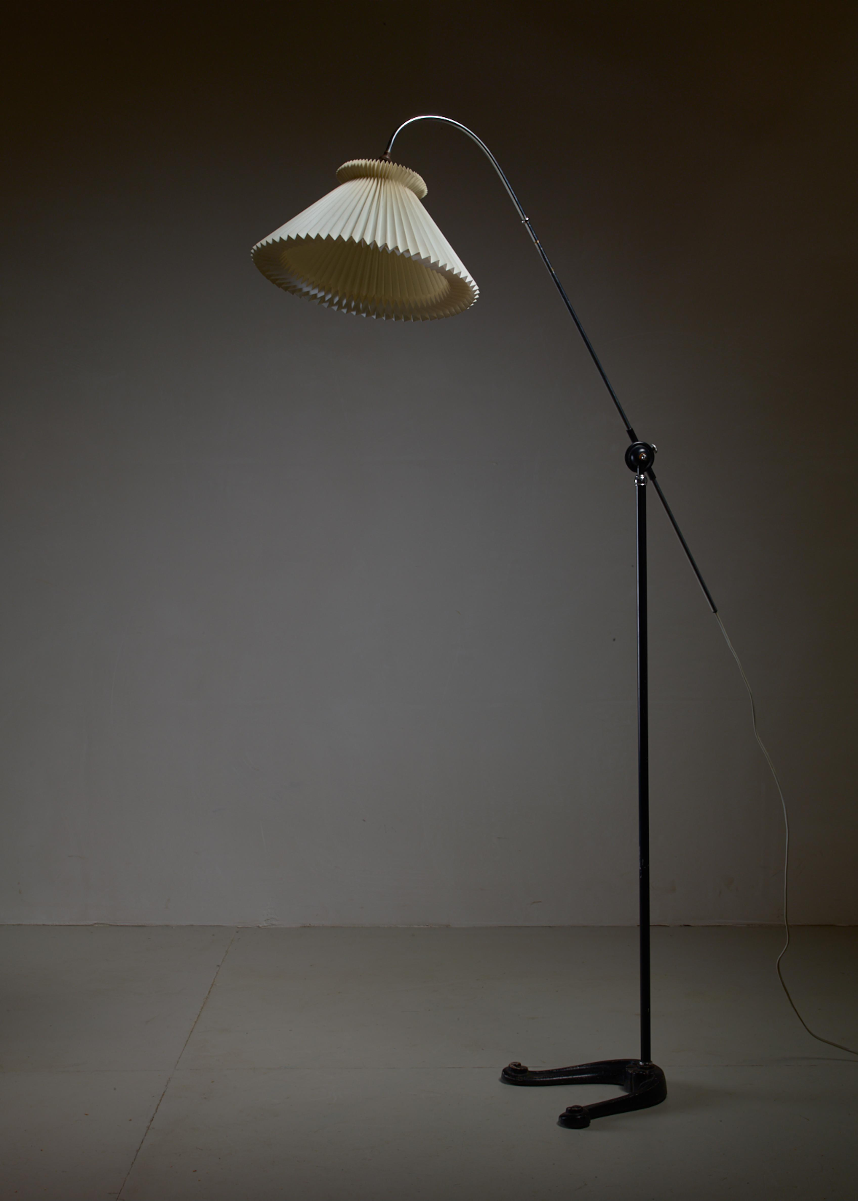 Captivating Fog U0026 Mørup Adjustable Metal Floor Lamp, Denmark, 1930s   Image 4 ... Ideas