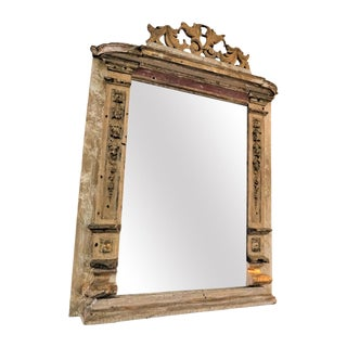 French Fragmented Mirror For Sale