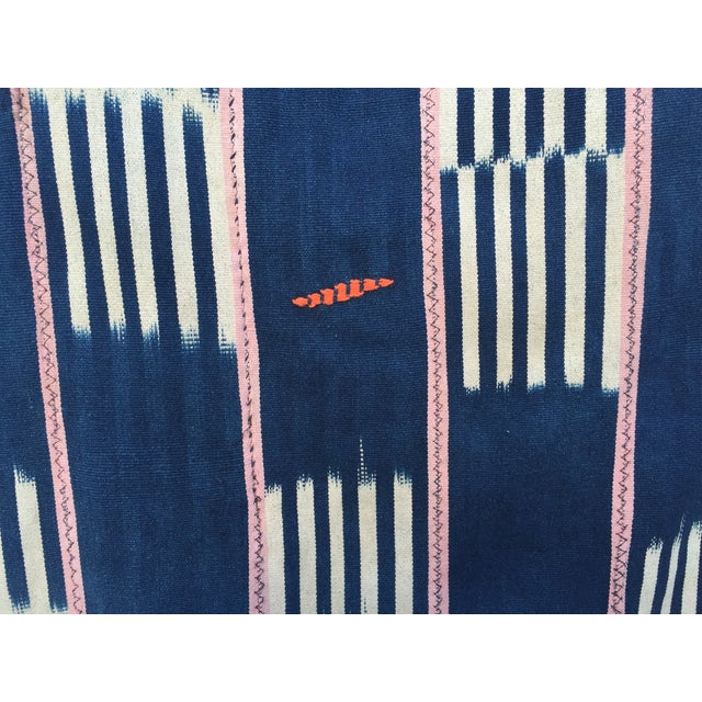 Vintage African Baule Cloth Throw - Image 4 of 6