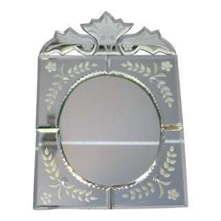 Venetian Style Stand-Up Mirror