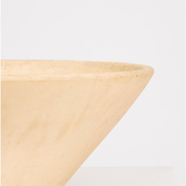 """1950s Single Large U-6 """"Wok"""" Planter by Lagardo Tackett for Architectural Pottery For Sale - Image 5 of 13"""