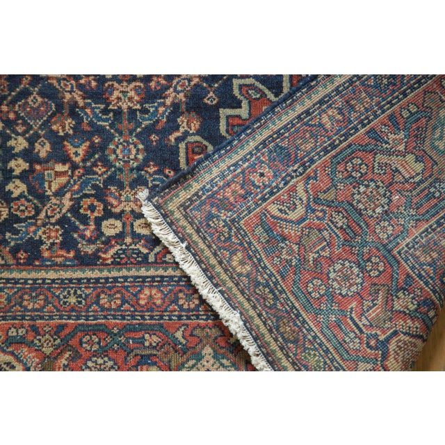 "Vintage Farahan Sarouk Rug - 4'3"" X 6'6"" For Sale In New York - Image 6 of 11"