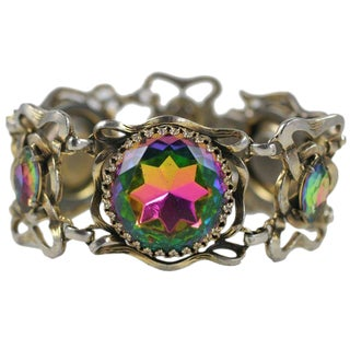 Large Schiaparelli Bracelet For Sale
