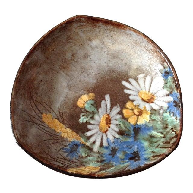 Alexandre Kostanda French Art Pottery Bowl - Image 1 of 11