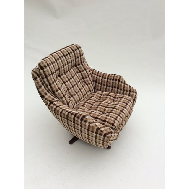 Parker Knoll Swivel Chair - Image 4 of 9