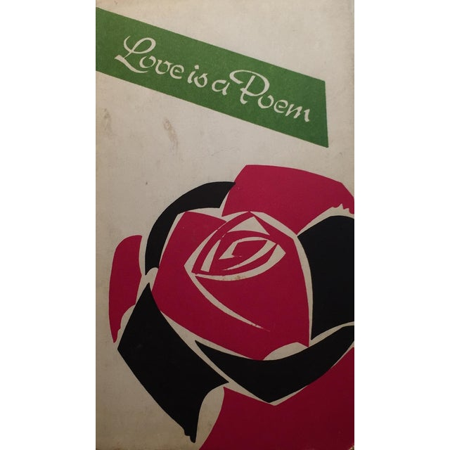 Love Is a Poem Book For Sale
