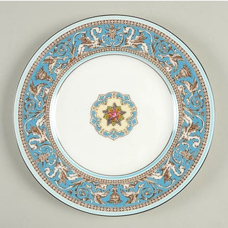 Wedgwood Florentine Turquoise Salad Plate - Set of 6 Preview