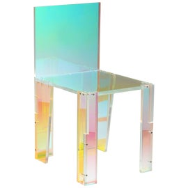 Image of Plastic Side Chairs