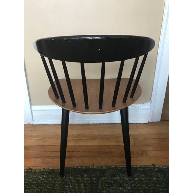 F.D.B. Mobler Danish Modern Side Chair - Image 4 of 5