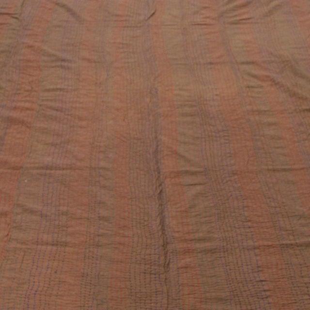 Silk Kantha Quilt | Bedspread - Image 3 of 3