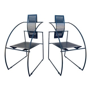 Vintage Quinta Chairs by Mario Botta For Sale