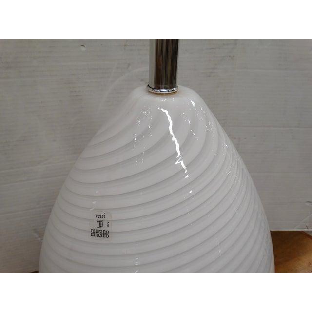 Murano Vetri Egg Table Lamp Chairish