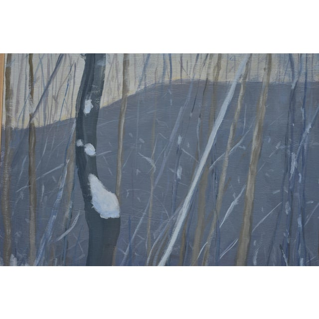 """2010s """"The Pond and the Mountain"""" Painting by Stephen Remick For Sale - Image 5 of 13"""