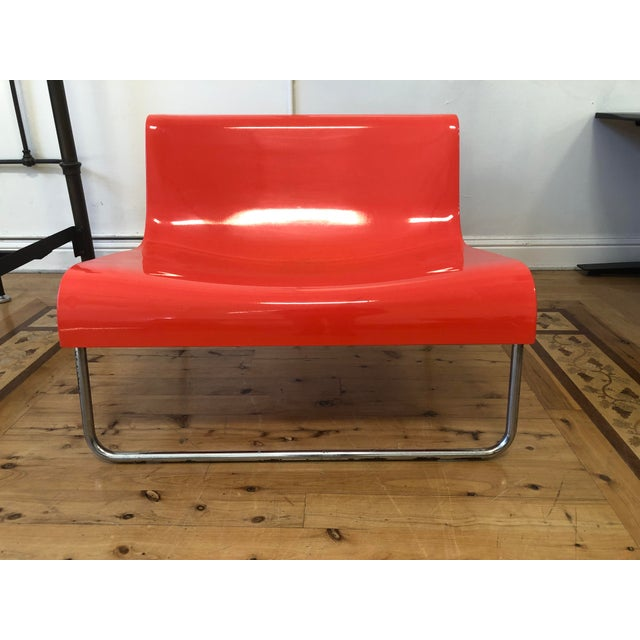 Design Plus Gallery has a Form Lounge chair by Kartell. Designed by Piero Lissoni. The basic element of the Form series is...