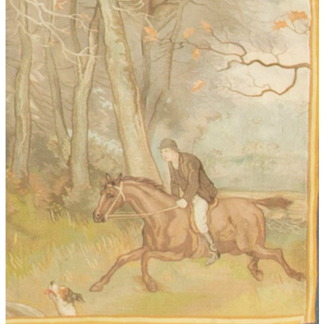 Traditional French Circa 1900 Tapestry For Sale - Image 3 of 4