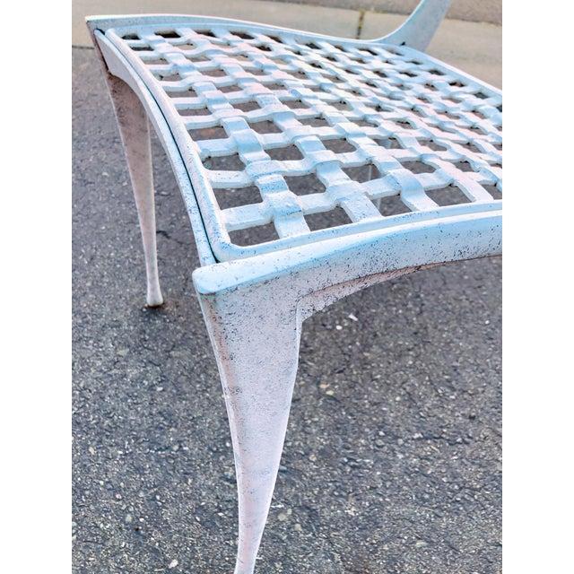 Dan Johnson Dan Johnson Brown Jordan Sol Y Luna Patio Chairs - Set of 4 For Sale - Image 4 of 12