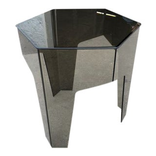 Hive Geometric End Table For Sale